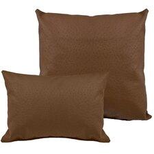 Ostrich 2 Piece Pillow Set