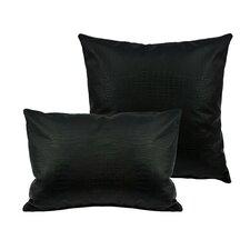 Alligator 2 Piece Outdoor Pillow Set