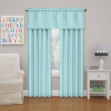 "Kendall Blackout 42"" Curtain Valance"