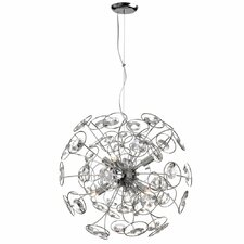 Stanza 6 Light Pendant