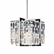 Alistair 4 Light Crystal Chandelier