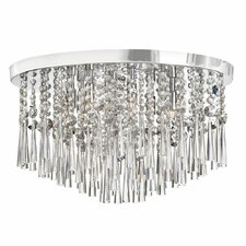 Josephine 8 Light Flush Mount