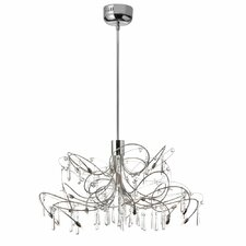 20 Light Crystal Chandelier