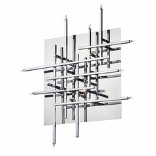 Mondrian 16 Light Wall Sconce