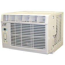 6000 BTU Energy Star Window Air Conditioner with Remote