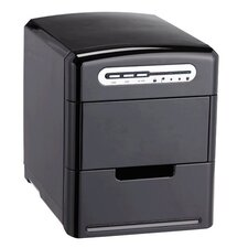 "10.5"" W 26.5 lb. Portable Ice Maker"