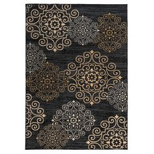 Carrington Blue Area Rug