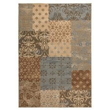 Carrington Camel Area Rug