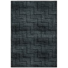 Carrington Black Area Rug