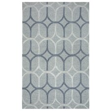 Caterine Hand-Tufted Gray Area Rug