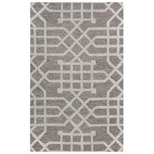 Caterine Hand-Tufted Taupe/Tan Area Rug