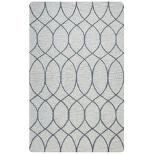Caterine Hand-Tufted Khaki Area Rug