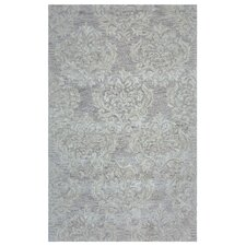 Marianna Fields Hand-Tufted Beige Area Rug