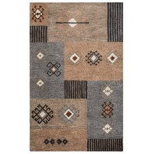 Tumble Weed Loft Hand-Tufted Multi Area Rug
