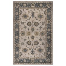 Leone Hand-Tufted Natural Area Rug
