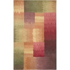 Colours Multicolored Rug