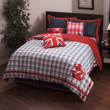 Stockport 6 Piece Duvet Cover Set