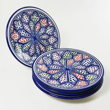 "8"" Dinner Side Plate (Set of 4)"