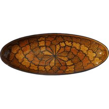 Honey Design Oval Platter