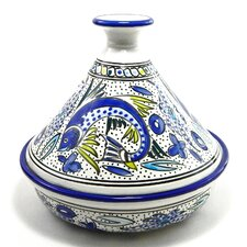 Aqua Fish Design Tagine