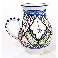 Tibarine Stoneware 68 oz Pitcher