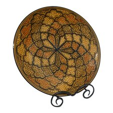 Honey Design Round Platter