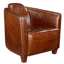 Salzburg Leather Arm Chair