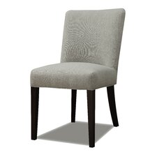 Pike Jute Parsons Chair (Set of 2)