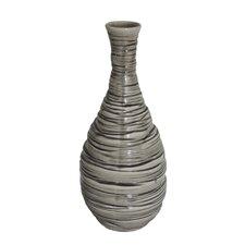Groove Large Vase