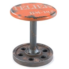 "Wheel 17.3"" Bar Stool"