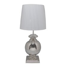 "Silas 20"" H Table Lamp with Empire Shade"