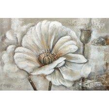 Perennial I Graphic Art Plaque