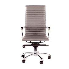 Omega High-Back Executive Chair (Set of 2)