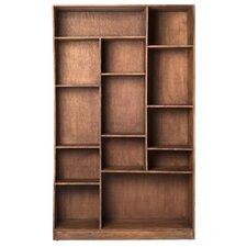 "Niagara Right Cube 75"" Standard Bookcase"