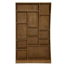 "Niagara Left Cube 75"" Standard Bookcase"
