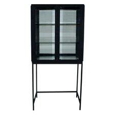 Salvador 2 Door Cabinet with Stand