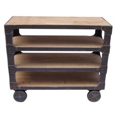 """Urbane 33.9"""" Etagere Bookcase"""