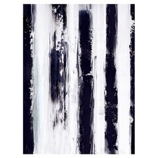 Stripes by Ken Bailey Painting Print on Canvas