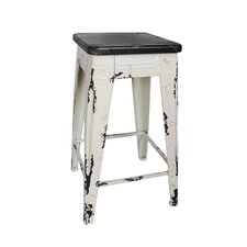 "Sturdy 26"" Bar Stool"