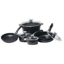 Signocast Cast Aluminum 10-Piece Cookware Set
