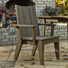 Hourglass Dining Arm Chair