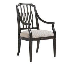 Charleston Regency Arm Chair
