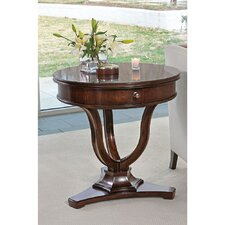 Avalon Heights Neo Deco End Table