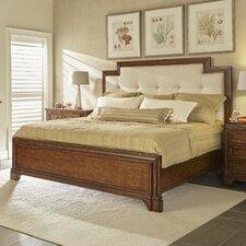 Tilden Upholstered Panel Bed