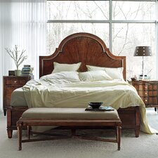 Avalon Heights Panel Bed