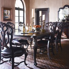 Costa Del Sol Extendable Dining Table