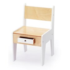 Mini-Drawer Kids Desk Chair