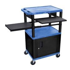 H Wilson Cabinet AV Cart