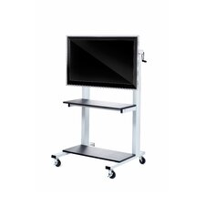 Wilson Crank Adjustable LCD AV Cart
