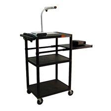 LP Carts Presentation Station AV Cart